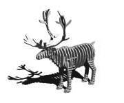 d-torso Reindeer