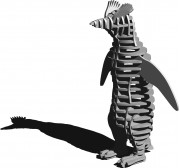 d-torso paper craft | penguin