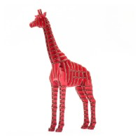 GIRAFFE 173_red