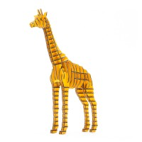 GIRAFFE 173_b-yellow